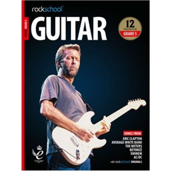 Rockschool: Guitar Grade 5 2018+ (Book/Audio)