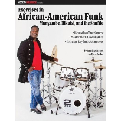 Exercises In African-American Funk Modern Drummer Presents