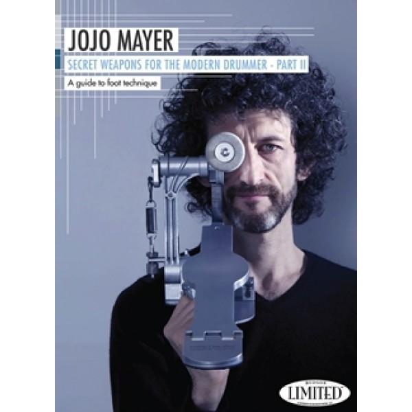 Jojo Mayer- DVD Secret Weapons for the Mod. Drummer 2