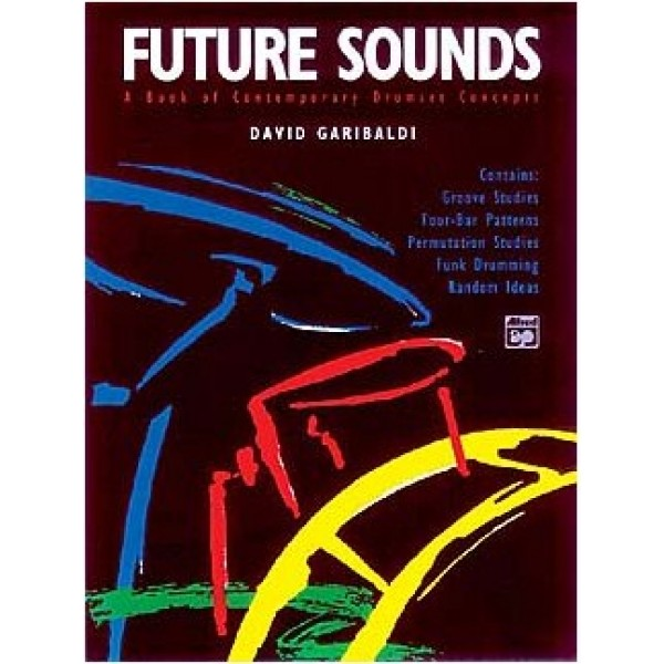 David Geribaldi: Future Sounds (Book/CD)