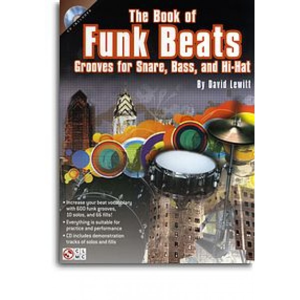 David Lewitt: The Book Of Funk Beats