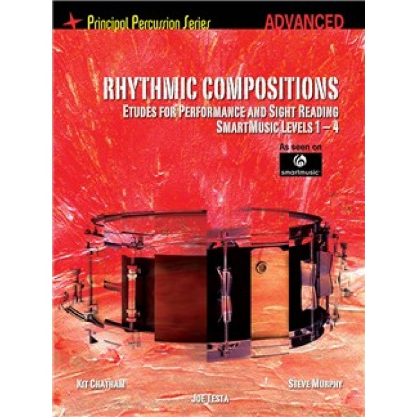 Rhythmic Compositions - Etudes For Performance And Sight Reading