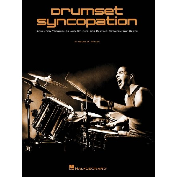 Drumset Syncopation Bruce Patzer