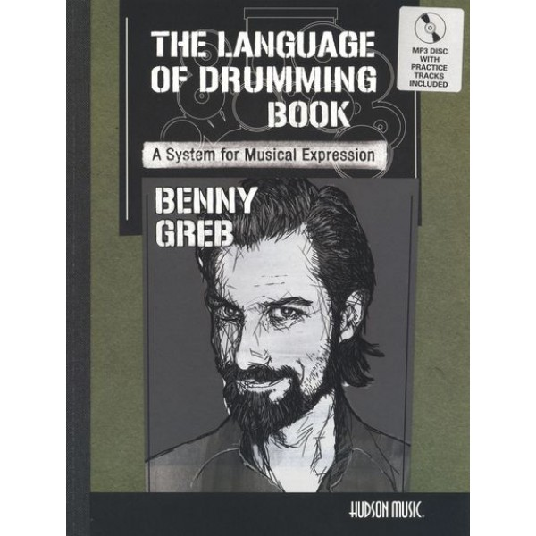 The Language Of Drumming (Book/CD) Benny Greb