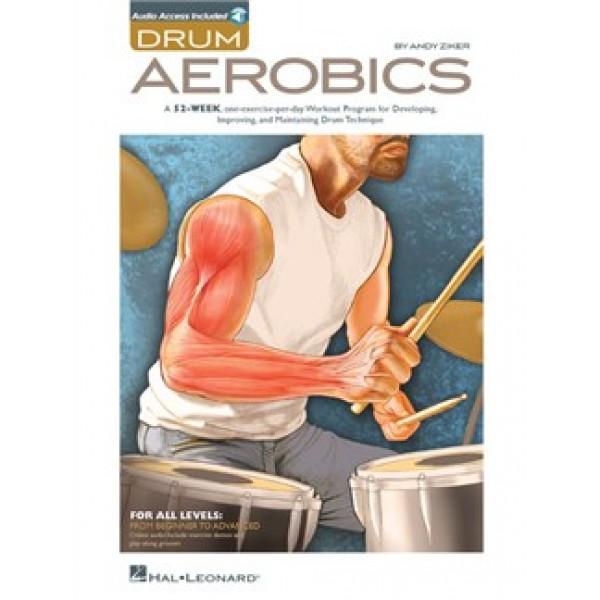 Andy Ziker: Drum Aerobics (Book/Online Audio)