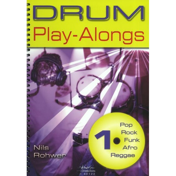 Drum Play-Alongs 1 Nils Rohwer