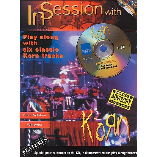 In Session With Korn (Drums)