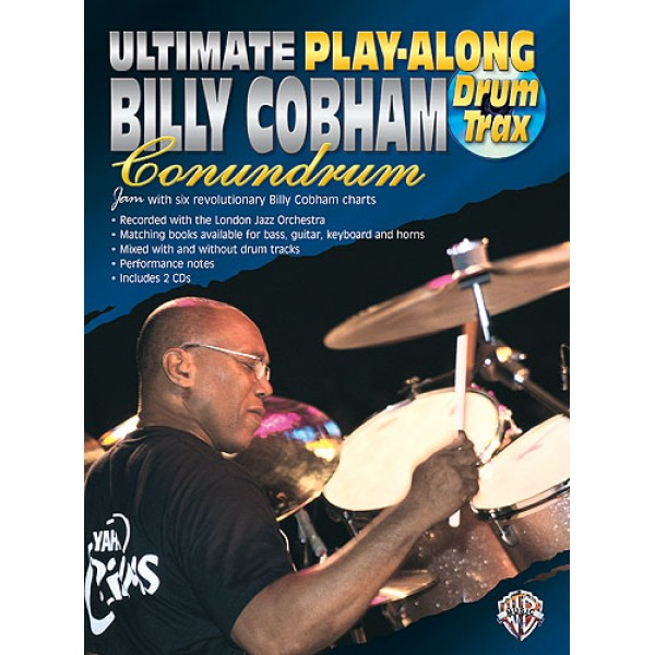 Ultimate Play-Along: Billy Cobham Conundrum Drum Trax