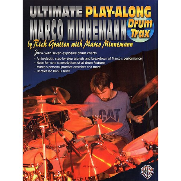 Ultimate Play-Along: Marco Minnemann Drum Trax
