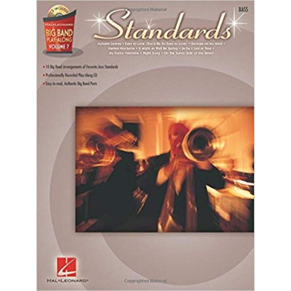 Standards: Big Band Play-Along Volume 7