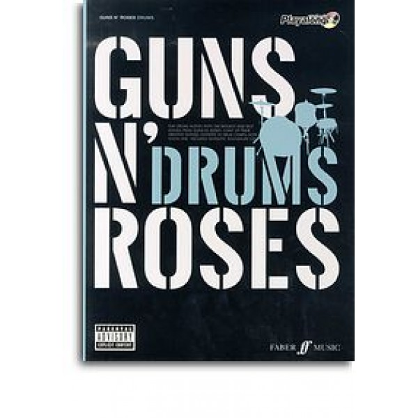 Authentic Playalong: Guns N' Roses (Drums)