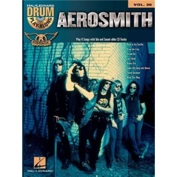 Drum Play-Along Volume 26: Aerosmith