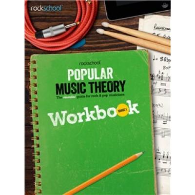 Rockschool: Popular Music Theory Workbook (Grade 1)