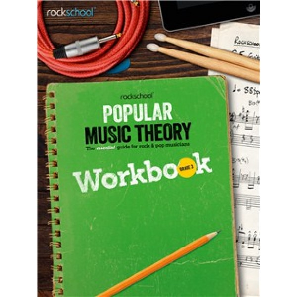 Rockschool: Popular Music Theory Workbook (Grade 3)