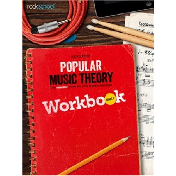 Rockschool: Popular Music Theory Workbook (Grade 4)