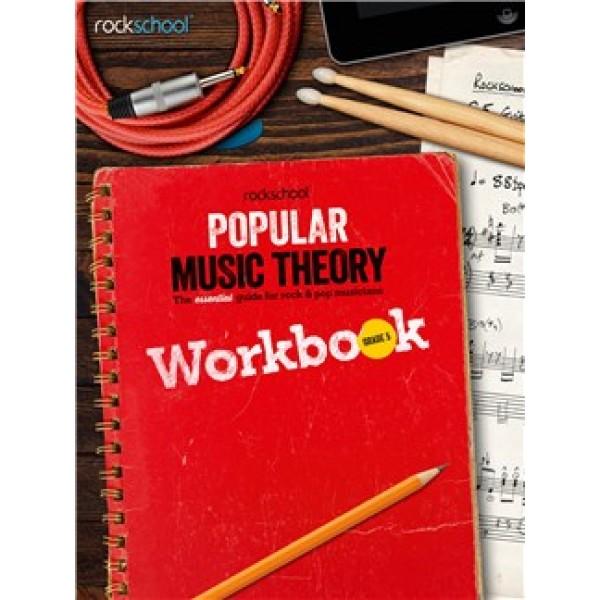 Rockschool: Popular Music Theory Workbook (Grade 5)