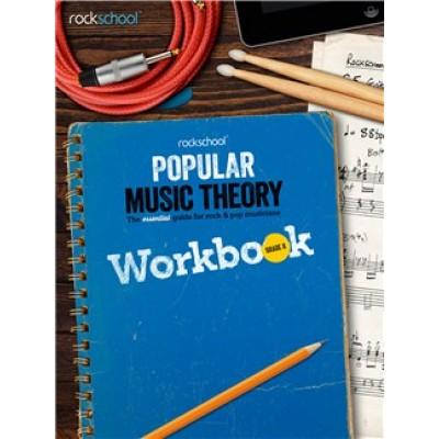 Rockschool: Popular Music Theory Workbook (Grade 8)