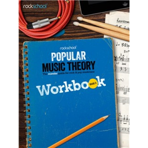 Rockschool: Popular Music Theory Workbook (Grade 8)