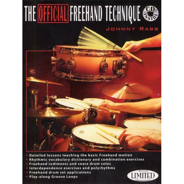 The Official Freehand Technique (Book And CD)