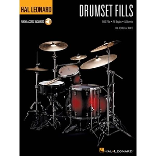 Hal Leonard Drumset Fills