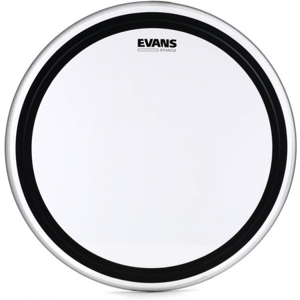Evans 20'' BD20EMAD2 Clear Bass Drum