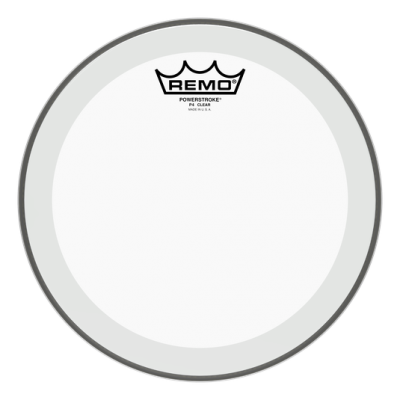 Remo 18'' Powerstroke 4 Clear Bass Drum