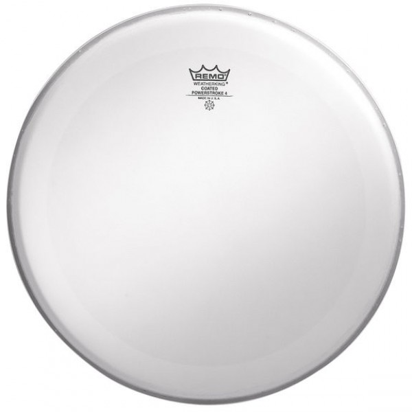 Remo 24'' Powerstroke 4 Coated Bass Drum