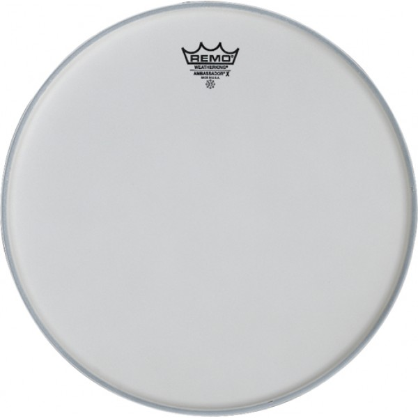 Remo 20'' Ambassador X Coated Bass Drum