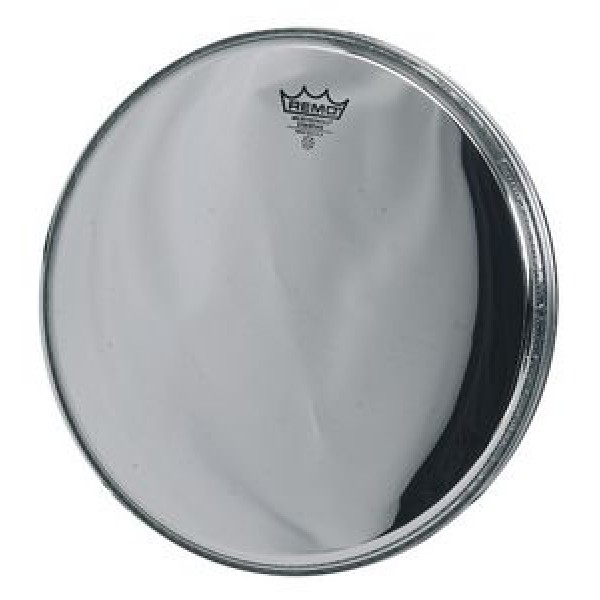 "Remo 24"" Starfire Chrome Bass Drum"