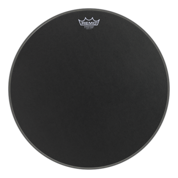 Remo 20'' Black Suede Powerstroke 3 Bass Drum