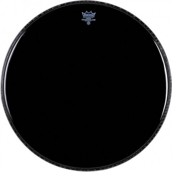 Remo 24'' Ebony Powerstroke 3 Bass Drum