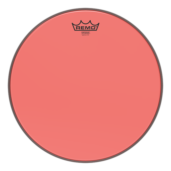 Remo  8'' Colortone Emperor Red