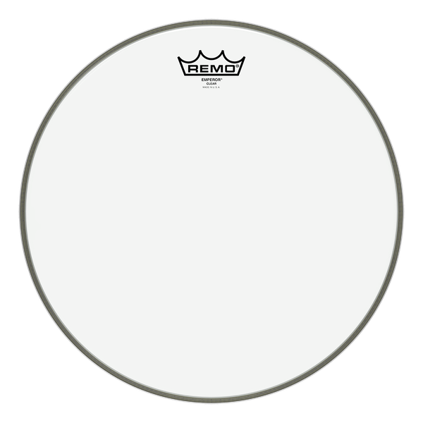 Remo 24'' Emperor Clear Bass Drum