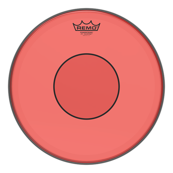 Remo 13'' Colortone Powerstroke 77 Red