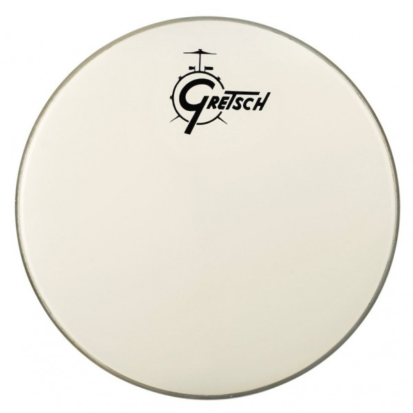 Remo 22'' Ambassador Coated Bass Drum Gretsch logo