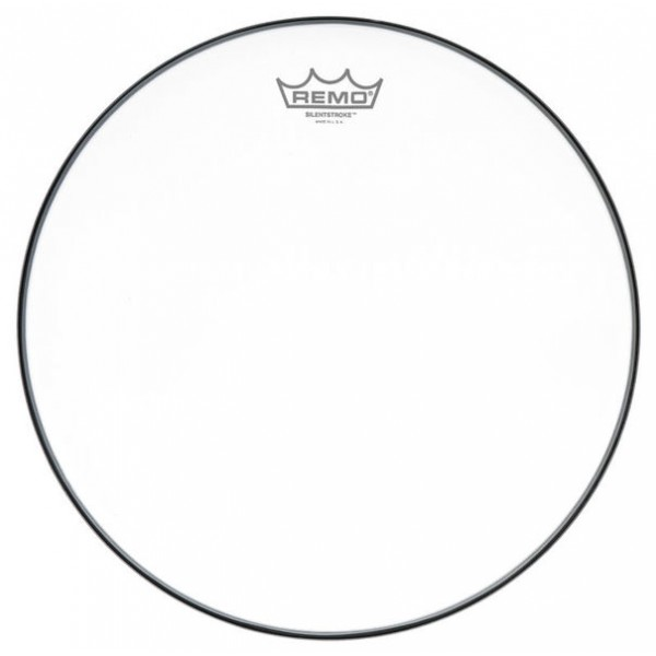 Remo 20'' Silent Stroke Mesh Drumhead BD