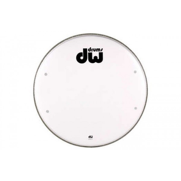 Remo 22'' DW SW22 Smooth White