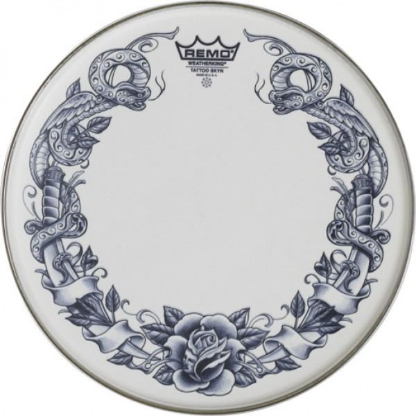 Remo 14'' Serpent Rose