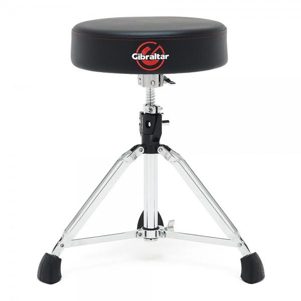 Gibraltar 9608E Professional Round Vinyl Drum Throne