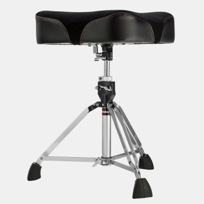 Gibraltar 9608OS Oversized motorcycle style Drum throne