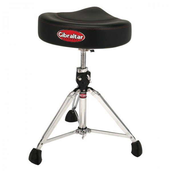 9608-2T  2-Tone Compact Saddle Seat  Drum Throne Gibraltar