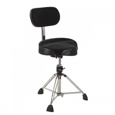 9608MB  Oversized Drum Throne with backrest. Gibraltar