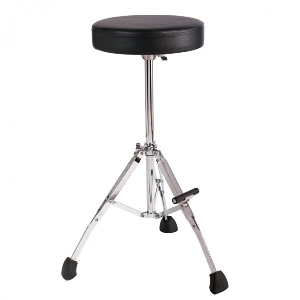 "GGS10T  Tall 27"" fold up tripod with foot rest Gibraltar"