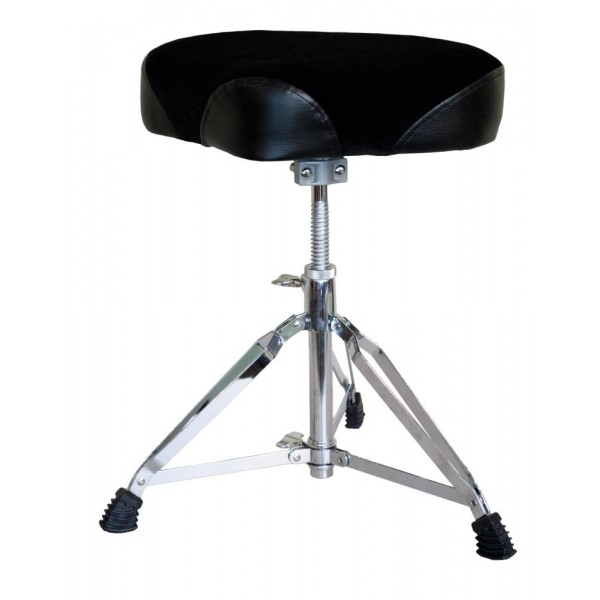 T2 Motorcycle style Drum Throne DS