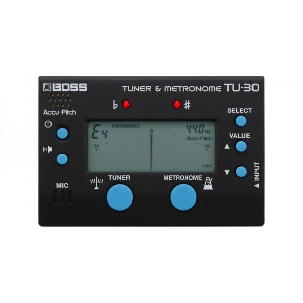 TU-30 Tuner & Metronome Boss