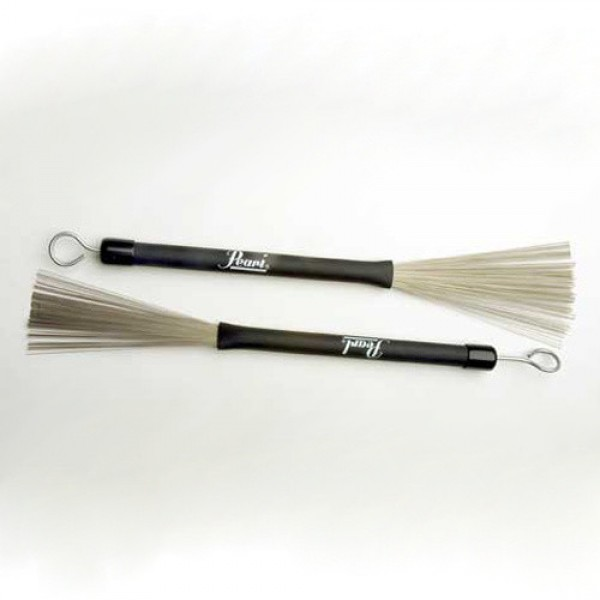 PWB-02 Retractable Wire Drum Brush Pearl