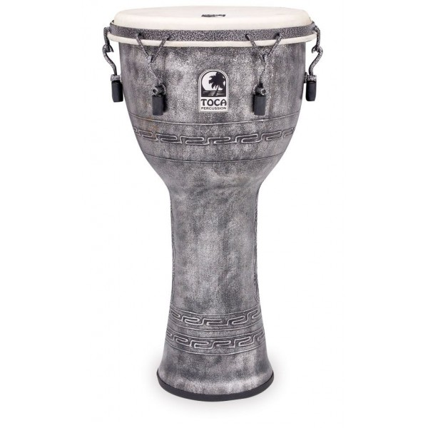 "SFDMX-10AS Toca Freestyle Mechanically Tuned 10"" Djembe"