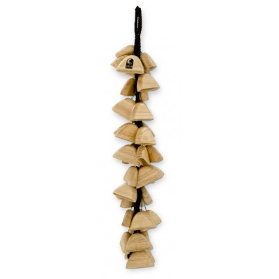 Toca T-WRS Wooden Rattle on String