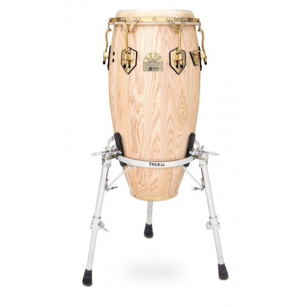 TCBS-C Toca Conga Barrel Stand with Collapsible Legs