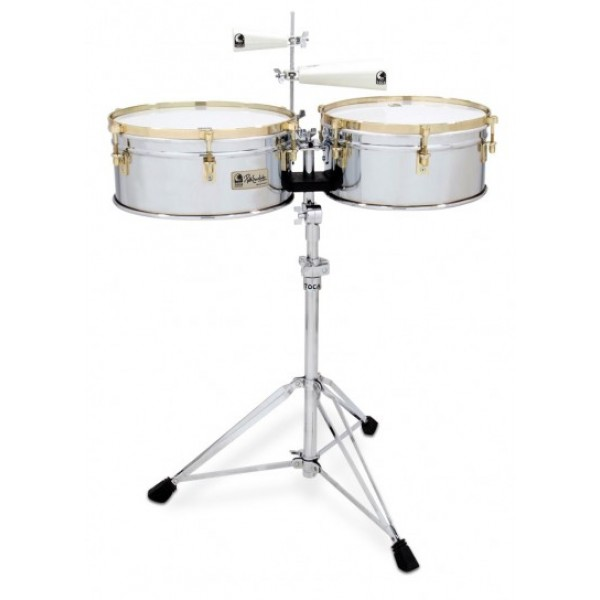 T-417PEN Toca Pete Escovedo Signature Series Timbale Set